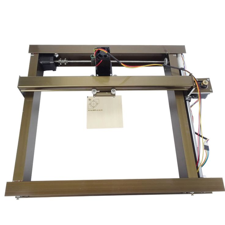 355.07$  Buy now - http://alimbo.worldwells.pw/go.php?t=32729850836 - 1pc 5500mW Large Area 300*230mm Mini Laser Engraver Engraving Machine Laser Cutting machine Printer Marking Machine