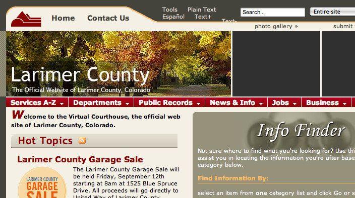 Larimer County, CO | by NAGW