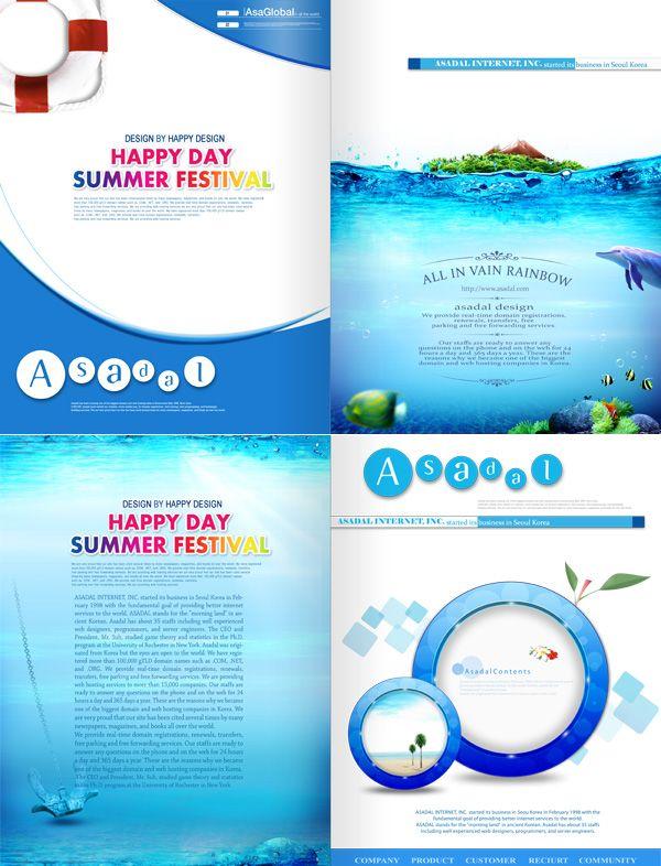Tourism brochure design PSD Design Pinterest Brochures - advertisement brochure