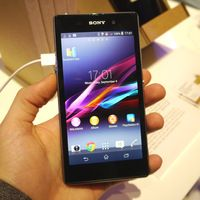 Sony Xperia Z1 (Honami) hands-on