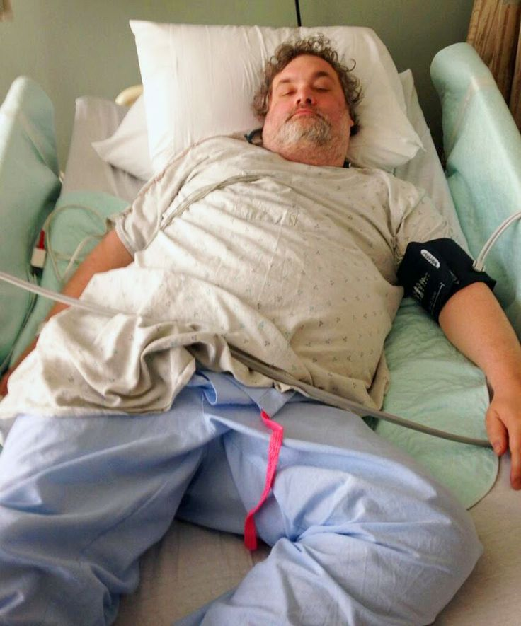 Chatter Busy: Artie Lange Hospitalized After Diabetic Shock (PHOTO)
