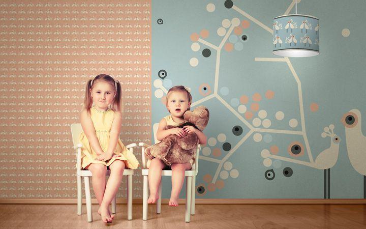 kolekce My little princess, love light - designové tapety DecorPlay