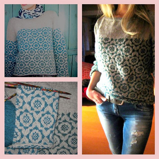 Ravelry: # 27 Tana pattern by Ursula Marxer, Melanie Marxer