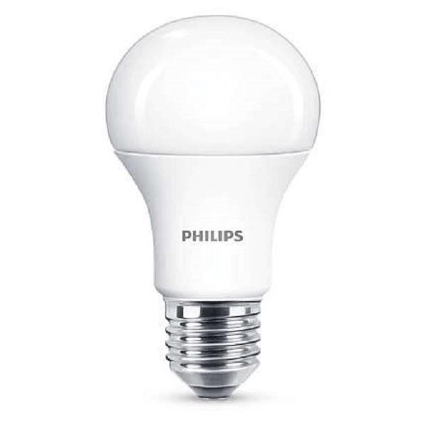 Bec LED Philips 10W E27 lumina neutra http://www.etbm.ro/becuri-led