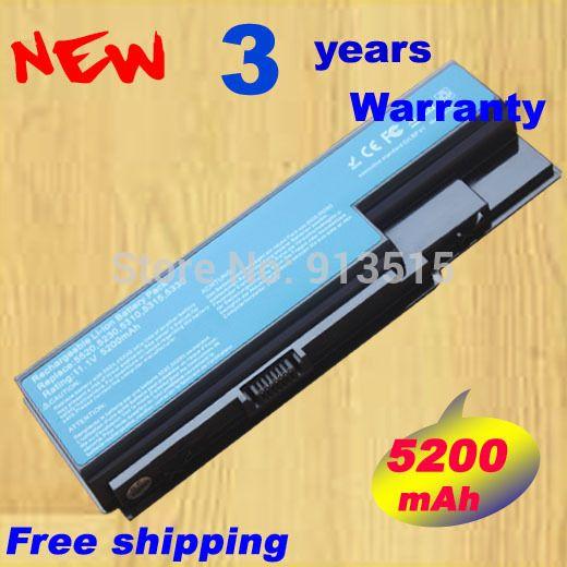 6 сотовый аккумулятор для ноутбука Acer Aspire 5300 5310 5315 5320 5330 5520 5520 г 5530 5530 г 5535 5710 5710 г 5710Z 5715 5715Z 5720 5730 5730Z