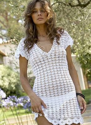 crochet pattern beach cover up | who s hiding all the cover ups oyato designs artistry crochet crochet ...