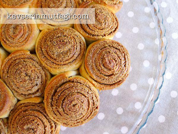 Haşhaşlı Çörek Tarifi - Kevser'in Mutfağı - Yemek Tarifleri