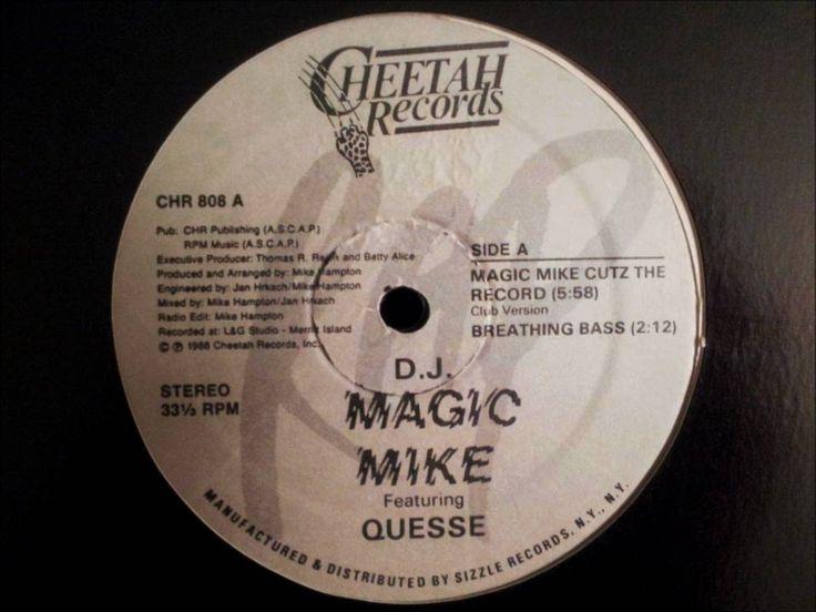 Magic Mike - Magic Mike Cutz The Record (Club Mix) & Breathing Bass (Bon...