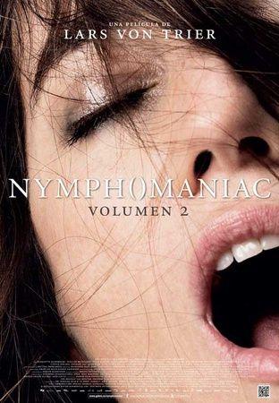 Nymphomaniac Part Two Plakat