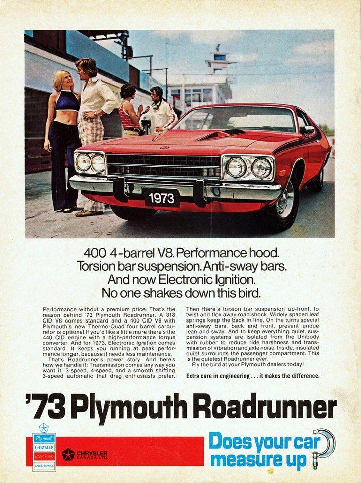 '73 Roadrunner .