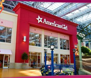 American Girl Mall Of America Bloomington, MN
