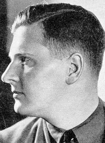 """Baldur Benedikt von Schirach (9 May 1907 – 8 August 1974) was a Nazi youth leader later convicted of being a war criminal. He was the head of the Hitler-Jugend (HJ, the """"Hitler Youth"""") and Gauleiter and Reichsstatthalter (""""Reich Governor"""") of Vienna."""