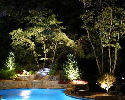 Outdoor lighting residential commercial light fixtures