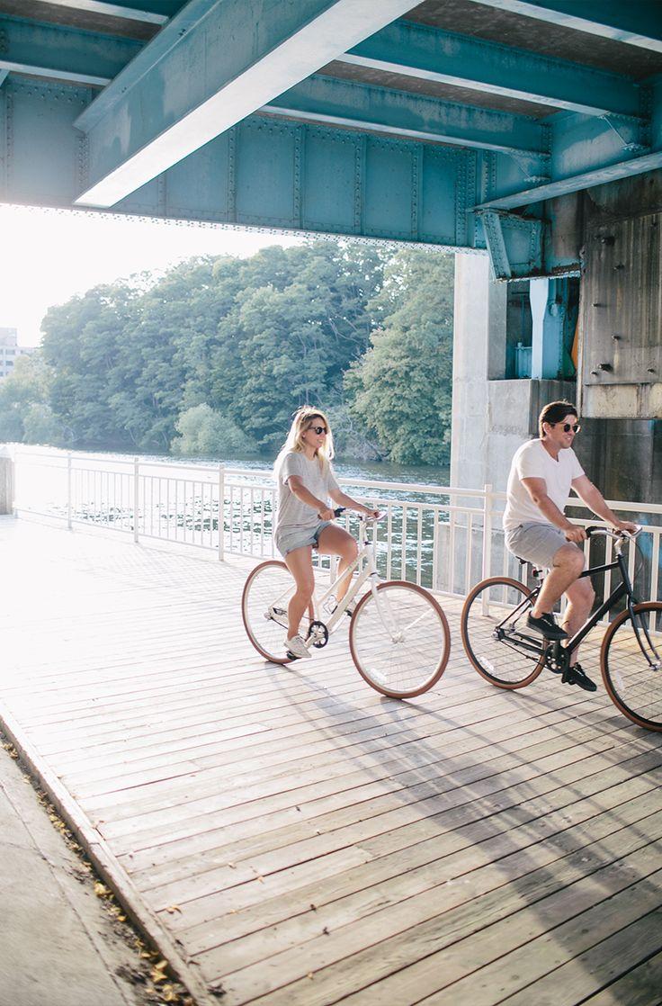 Summer Bike Riding  |  The Fresh Exchange
