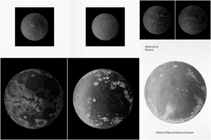 Robert Pufleb and Nadine Schlieper - 'Alternative Moons'
