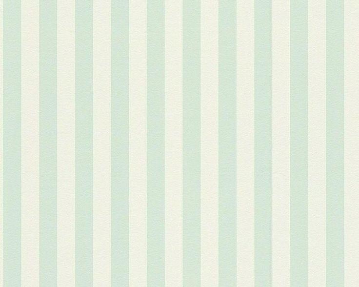 A.S. Création   30296-1 dětské tapety na zeď Esprit Kids 4    0,53 x 10,05 m   bílá, modrá