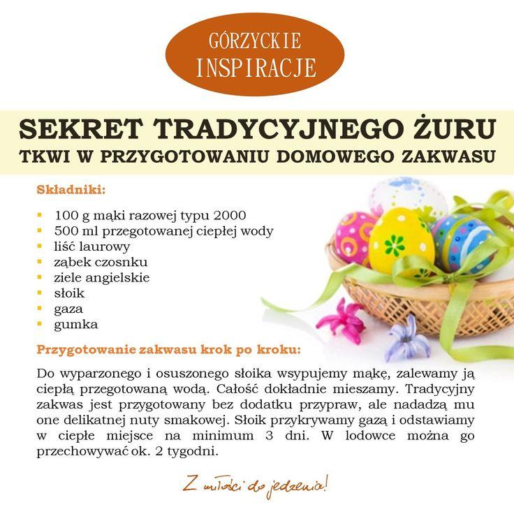 Znasz sekret tradycyjnego żuru?