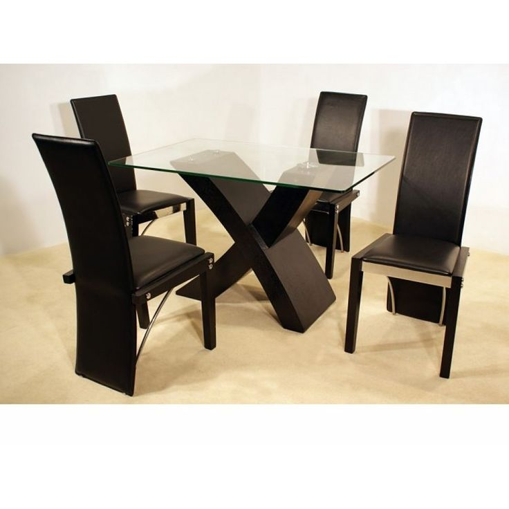 Small Dining Table Sets For 4