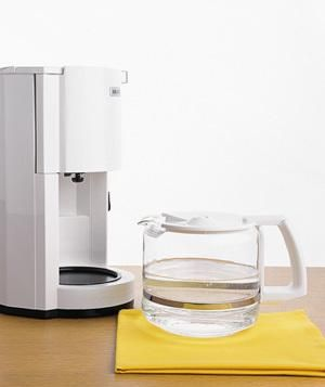 Easy Way To Clean A Coffee Maker : 17 Best ideas about Clean Coffee Makers on Pinterest Descale keurig, 2 cup coffee maker and ...