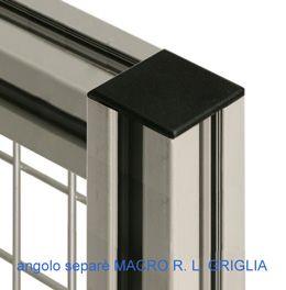Angolo del separè MACRO R. L. GRIGLIA