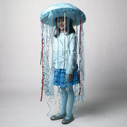 déguisement de méduse