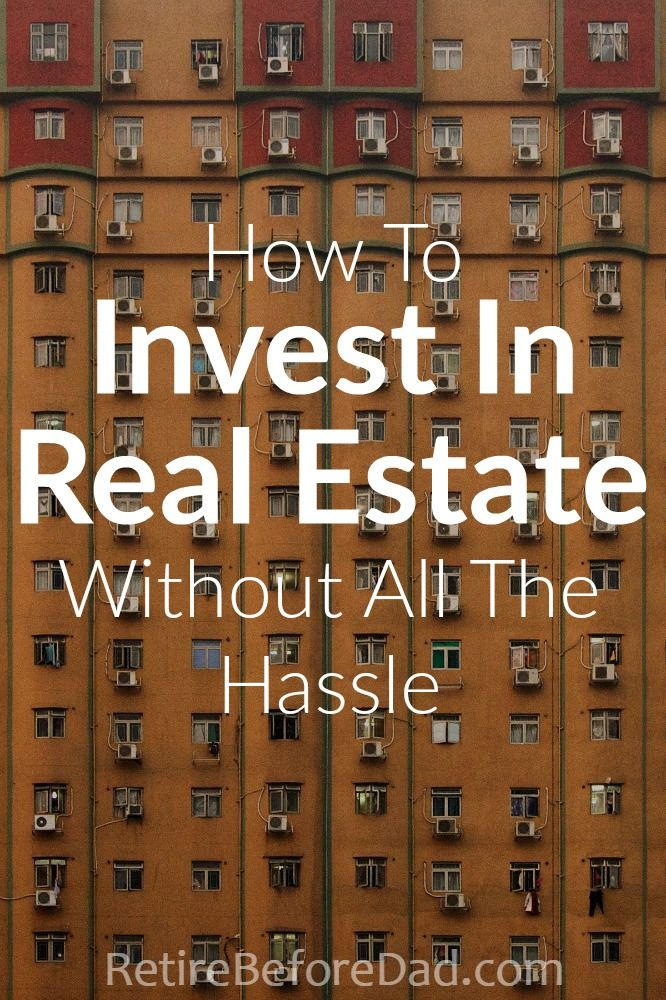 This article offers advice on how to invest in real estate hassle-free. The main focus is on crowdfunding real estate company RealtyShares.