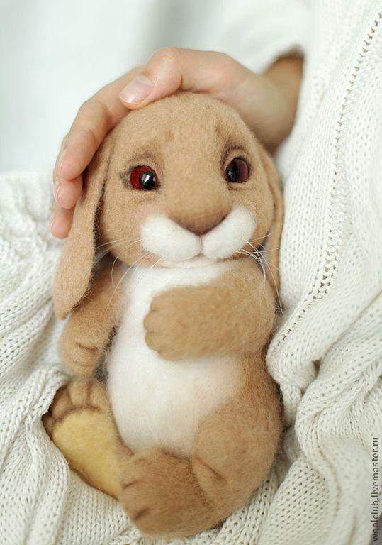 Adorable Easter bunny
