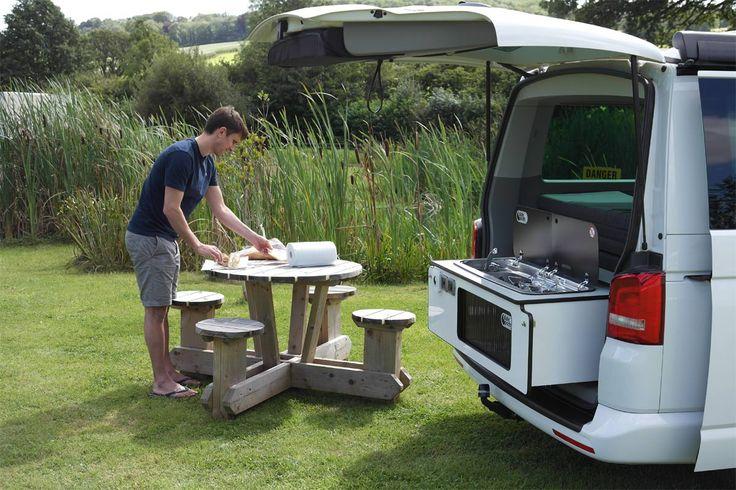 Equip Kitchen Campervans