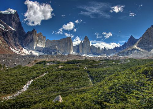 Torres del Paine - French Valley
