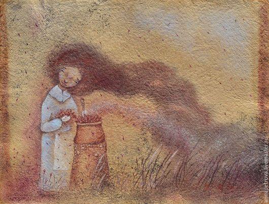 Картина ноябрьский эль