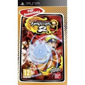 Naruto Ultimate Ninja Heroes 2 The Phantom Fortress Game PSP | http://gamesactions.com shares #new #latest #videogames #games for #pc #psp #ps3 #wii #xbox #nintendo #3ds