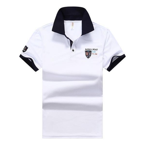 Hommes Polo Floral Stitching Casual Shirt À Manches Courtes Sport Maillots Golf Tennis Hz0UGSkYQ