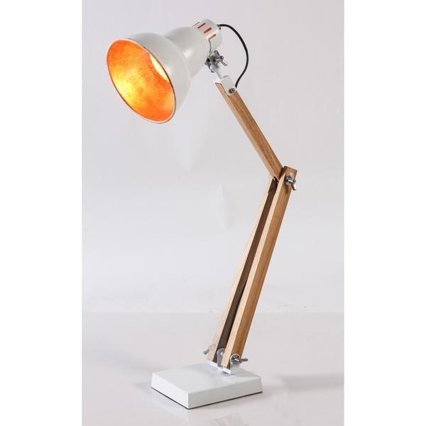 Tripod Floor Lamp - Natural – Click Online Sales