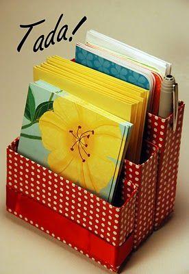 Organizador de libros
