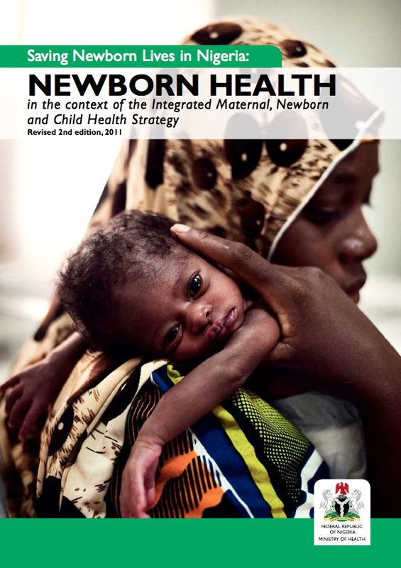 In 2009, the first edition of Saving Newborn Lives in Nigeria: Situation Analysis and Action Plan for Newborn Health was produced in order to provide a more comprehensive understanding of newborn survival and health in Nigeria, to analyse the relevant data by state and to present concrete steps to accelerate action to save newborn lives in Nigeria in the context of the Integrated Maternal, Newborn and Child Health (IMNCH) strategy.