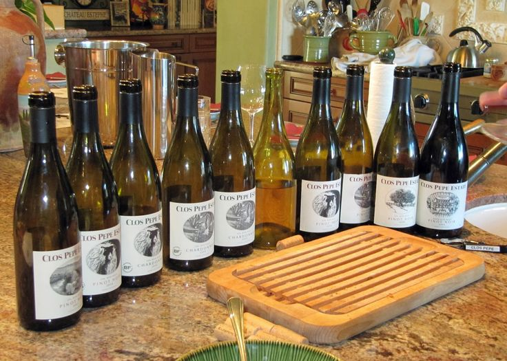 Clos Pepe Vineyards, Lompoc, CA