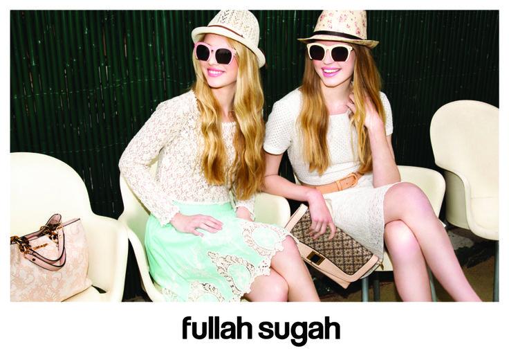 Spring/Summer 2014 Collection fullahsugah.gr