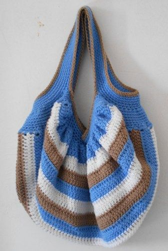 Bags, Handmade Crochet, Crochet Totes, Crochet Business, Crochet Fancy ...