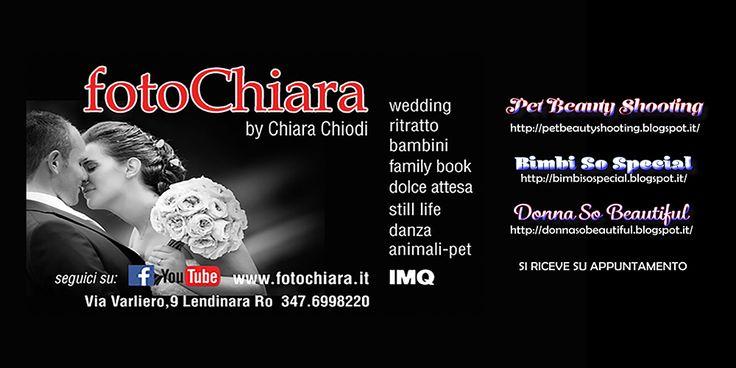 Vi presento 3 LINEE FOTOGRAFICHE ESCLUSIVE NELLA PROPOSTA. www.fotochiara.it
