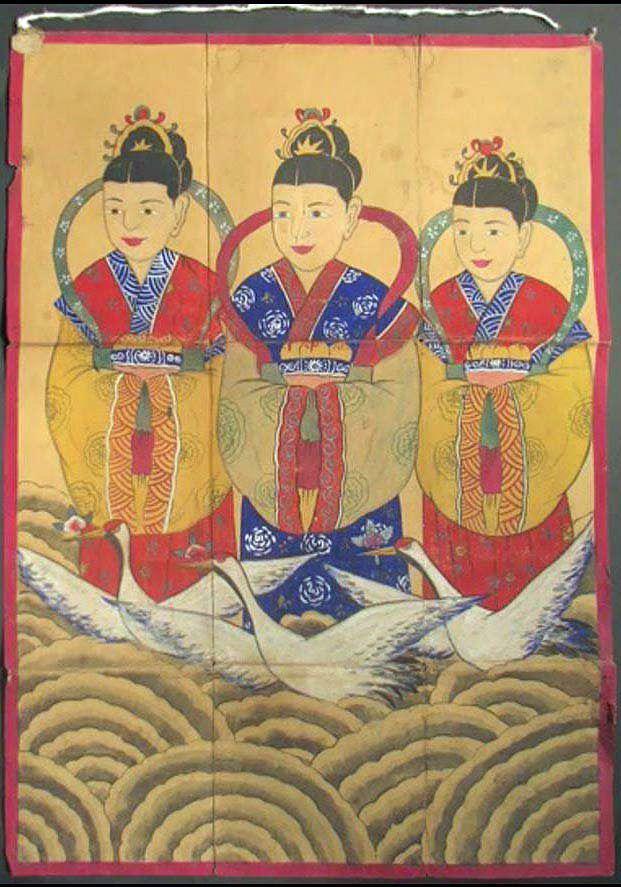 Shaman Art from Korea