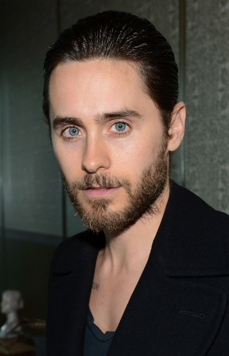 Jared Leto #86 for 3am & Mirror Online 100 Sexiest men