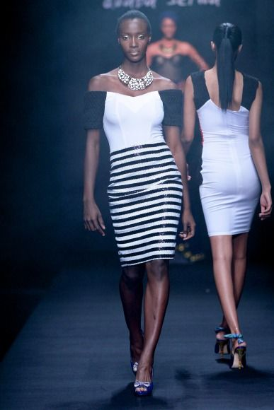 MBFW AFRICA 2013 - Duaba Serwa. Credit: SDR Photo