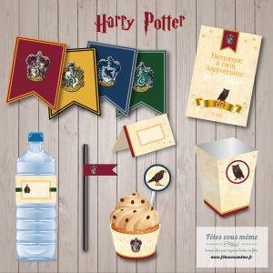 kit-anniversaire-harry-potter