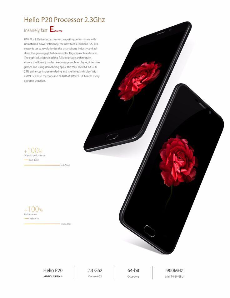 UMI Plus E Smartphone