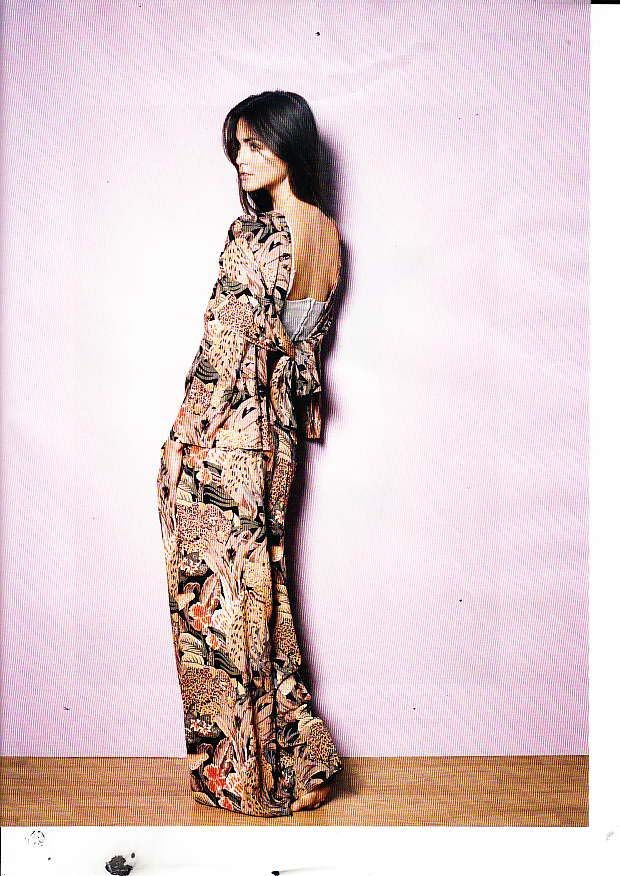 Jungle Fever in the Danish mag FEMINA (FEB 2014) #objectfashion