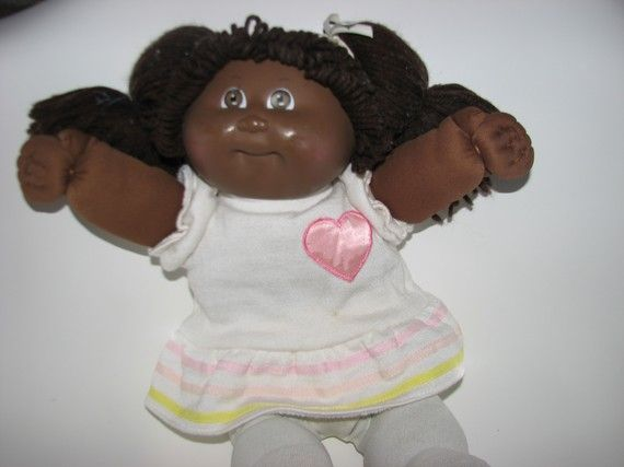 Cabbage Patch Doll--I had this one! :)
