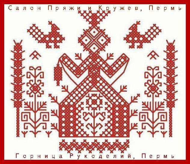 Горница Рукоделий