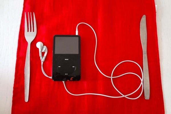 Playlist for the kitchen