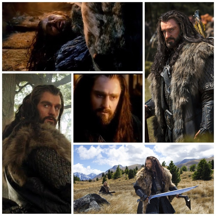 I LOVE Thorin!