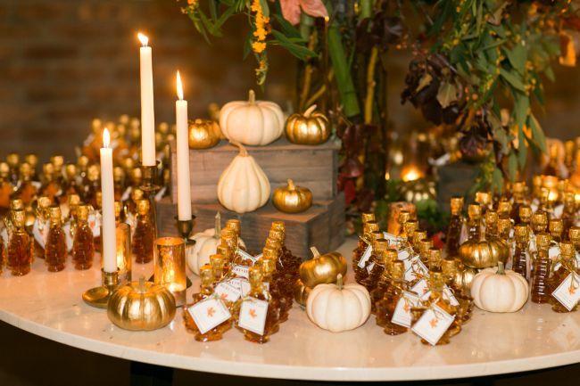 ¿Te casarías en Navidad? 25 detalles decorativos que te convencerán Image: 19